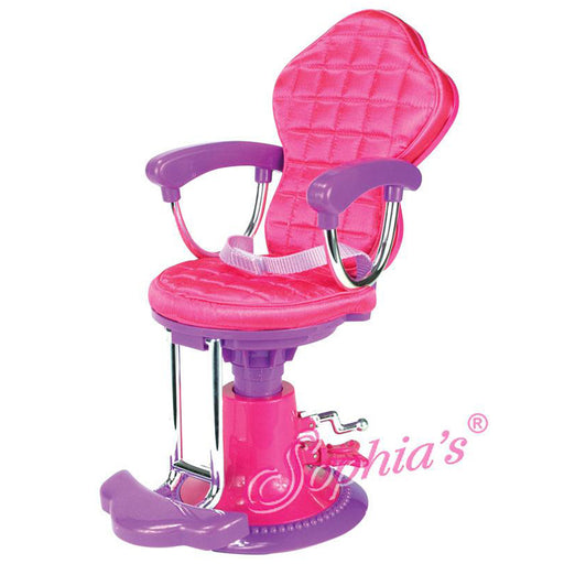 "18"" Doll Salon Chair"