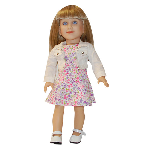 "Reagan 18"" Mon Ami Doll - Limited Edition"