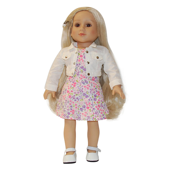 "Savannah 18"" Mon Ami Doll - Limited Edition"