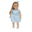 "Irma - 18"" Doll in Light Blue Dress"