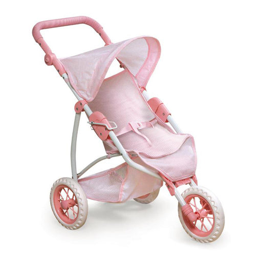 Three Wheel Doll Jogging Stroller