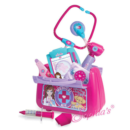 "18"" Doll Medical Kit"