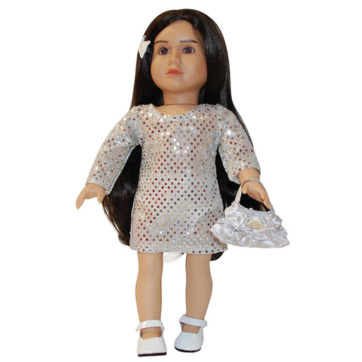 "Selena 18"" Mon Ami Doll - Limited Edition"