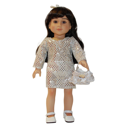 "Zoe 18"" Mon Ami Doll - Limited Edition"