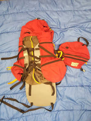 De France 80L Backpack - Boone Gap Outfitters Berea Kentucky