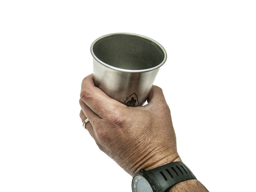 Stainless Steel Pint - Boone Gap Outfitters Berea Kentucky