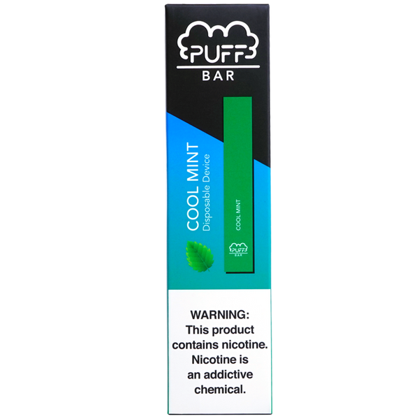 Puff BAR Disposable (multiple flavors)