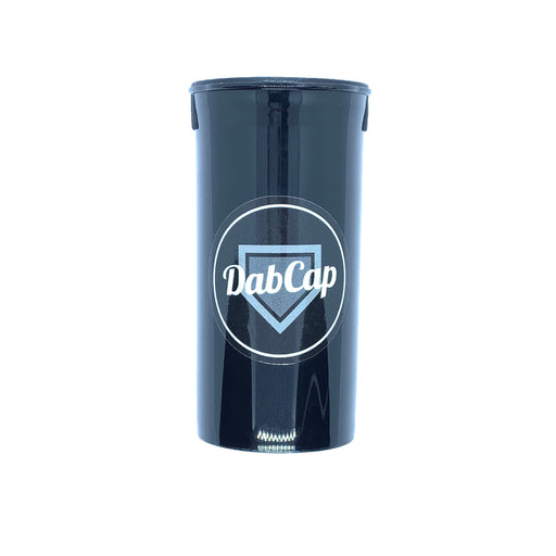 dabcap pop-top herb container