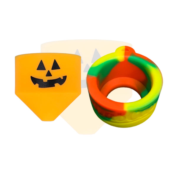 dabcap co bundle halloween dabcap and rasta pendant