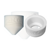 dabcap co bundle white dabcap and white pendant