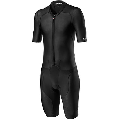 Castelli Sanremo 4.1 Speed Suit Light Black