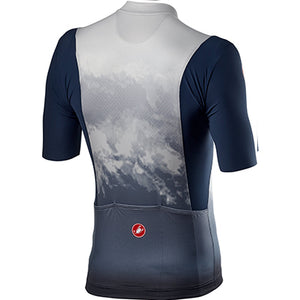 Castelli Unlimited Jersey Forest Dark Gray