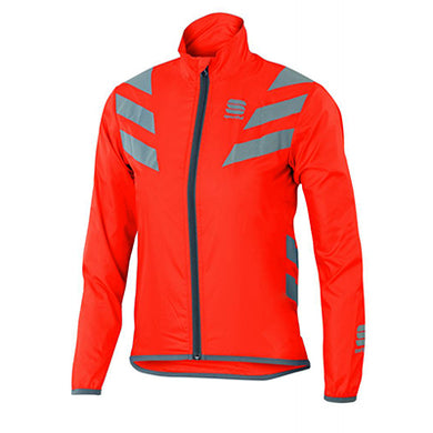 Sportful Kid Reflex Jacket Fire Red