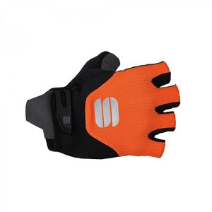Sportful Neo Gloves Orange SDR/Black