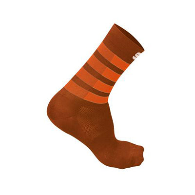 Sportful Mate Socks Sienna Orange/ Fire Red