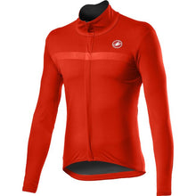 Castelli Goccia Jacket Fiery Red