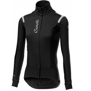 Castelli Alpha RoS W Jacket Light black/Black