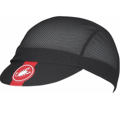 Castelli A/C Cycling Cap Black