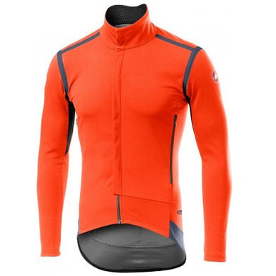 Castelli Perfetto RoS Long Sleeve Orange