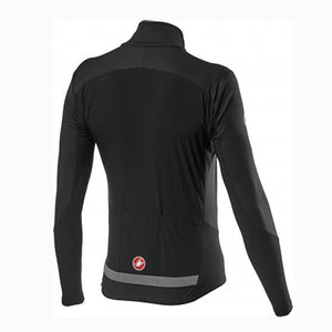 Castelli Beta RoS Jacket Light Black