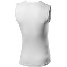 Castelli Active Cooling Sleeveless Silver Gray