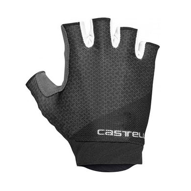 Castelli Roubaix Gel 2 Glove Light Black
