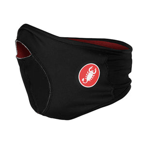 Castelli Viso Face Mask Black