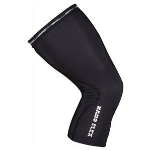 Castelli Nano Flex + Kneewarmer Black