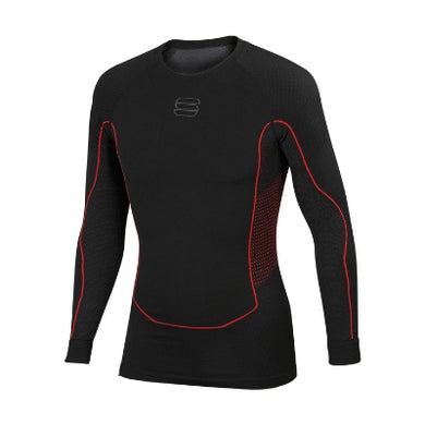 Sportful 2Nd Skin LS Top Black