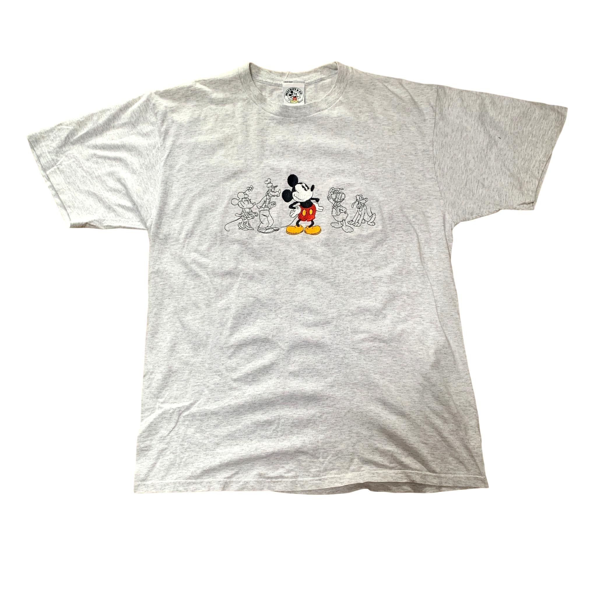 Vintage Disney Mickey Mouse T Shirt (L)