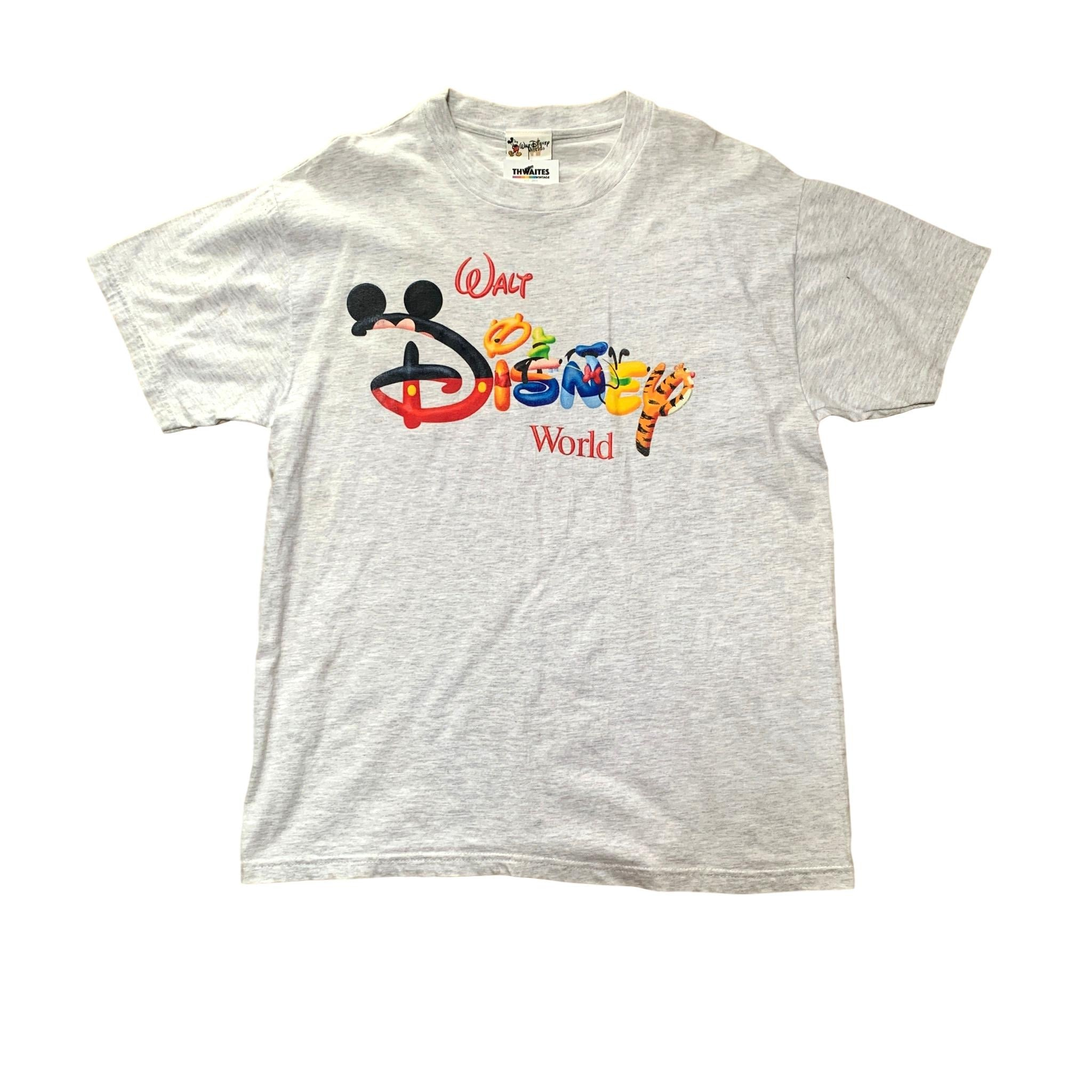 Vintage Walt Disney World T Shirt (L)