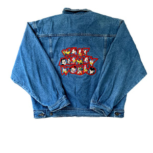 Vintage Walt Disney World Denim Jacket (XL)
