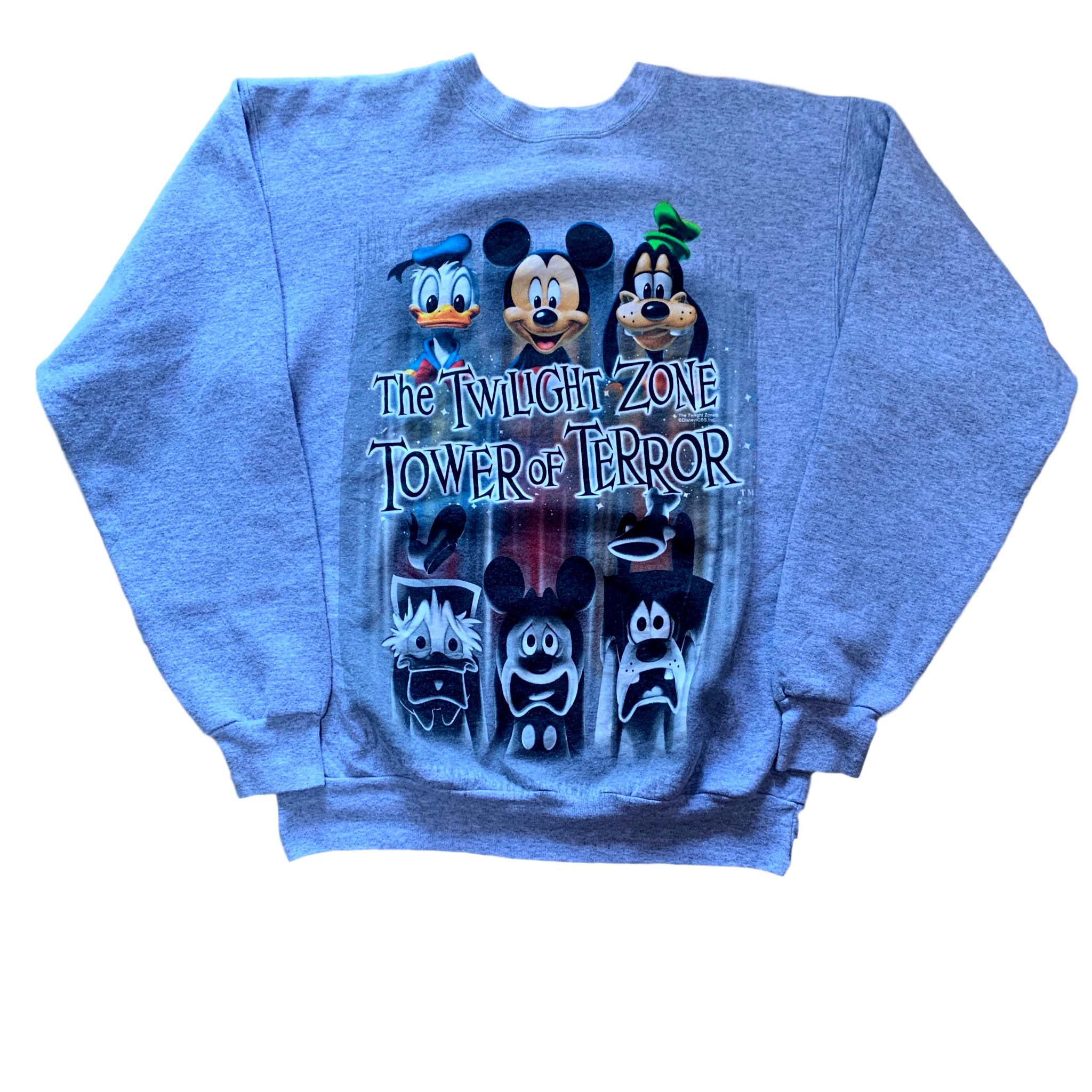 Disney Tower of Terror Sweatshirt (S)