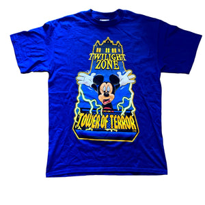 Vintage Disney Tower of Terror T Shirt (L)