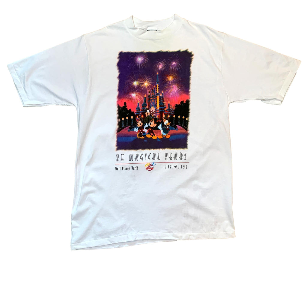 Brand New In Box Art Of Disney Castle T Shirt (L)