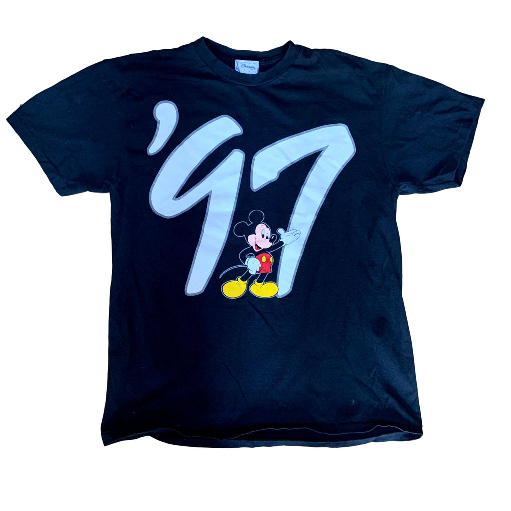 Vintage Disney 1997 Disneyland Paris T Shirt (L)
