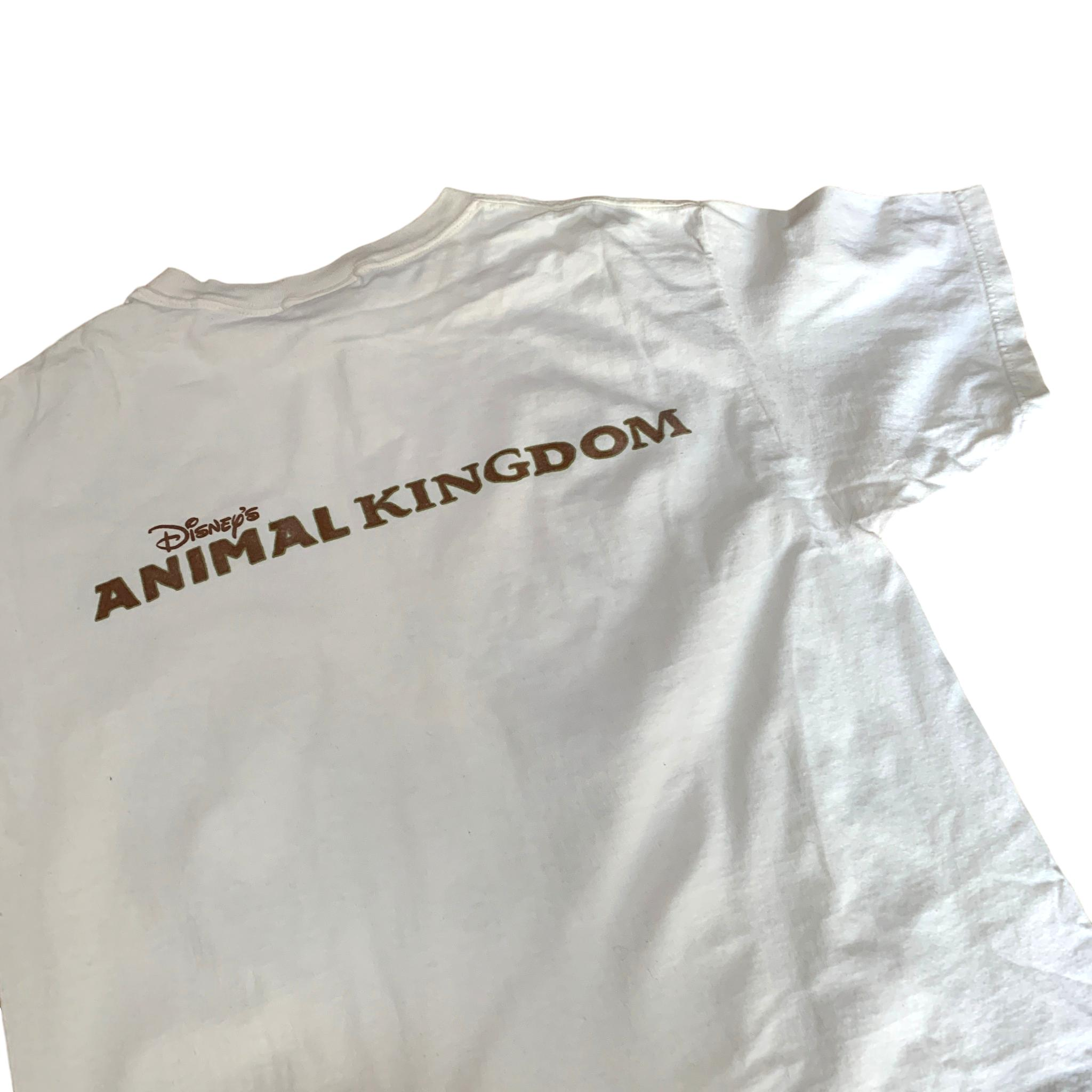 Vintage Walt Disney World 1998 Animal Kingdom T Shirt (M)