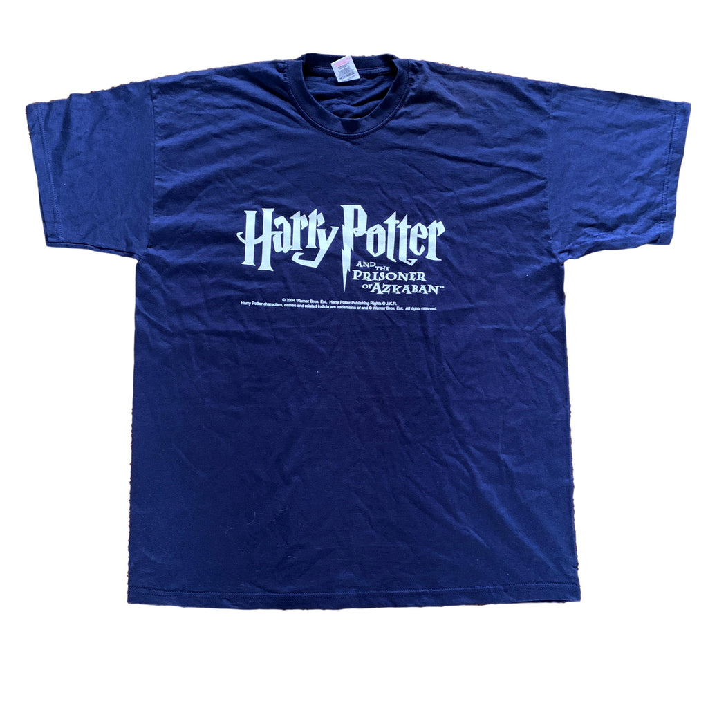Harry Potter Prisoner of Azkaban Movie Promo T Shirt (XL)