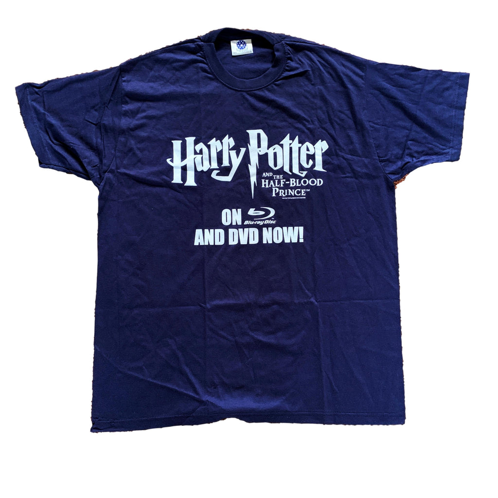 Harry Potter Half Blood Prince Movie Promo T Shirt (L)