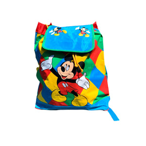 Vintage Disney Mickey Mouse Back Pack