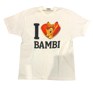 Disney Bambi Movie Promo T Shirt (L)
