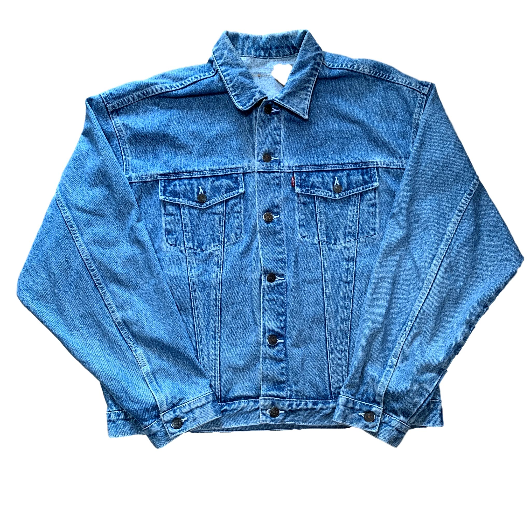Vintage Levi's Disney Denim Jacket (L)