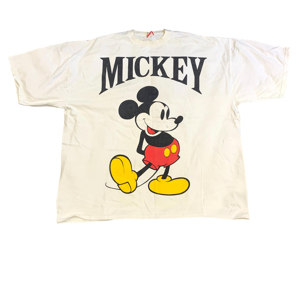 Vintage Mickey Mouse Disney T Shirt (XXXL)