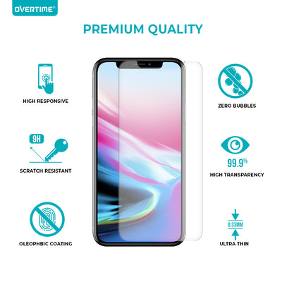 Premium Tempered Glass for iPhone X