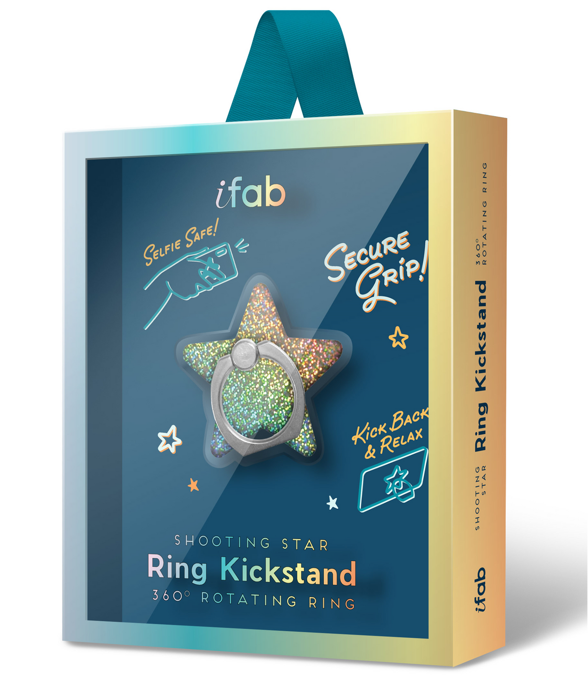 iFab Ring Stand Shooting Star