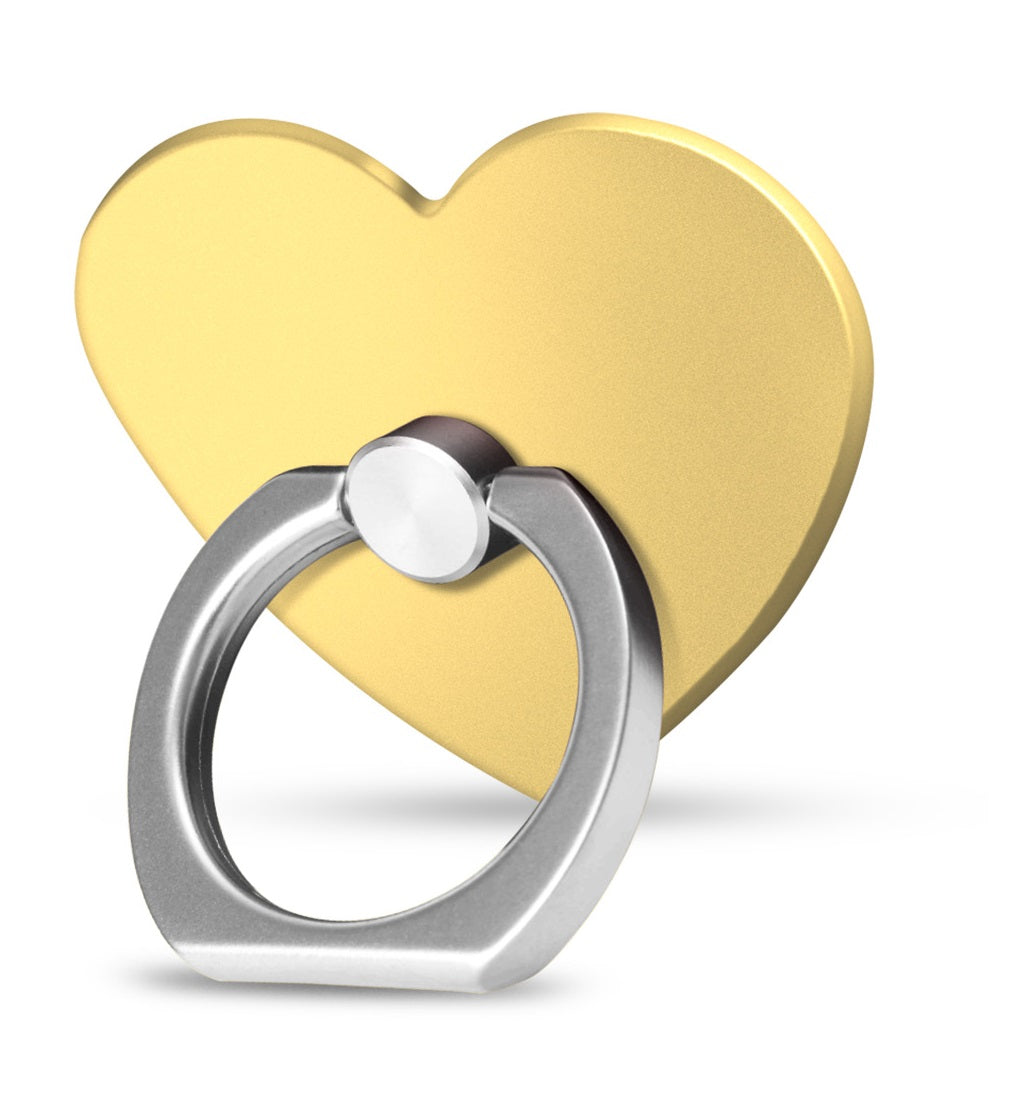 Ring Stand True Love Gold