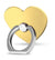 iFab Ring Stand True Love Gold