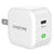 Type-C Charger, 20W Fast Charger for iPhone and Android PD 3.0 – White