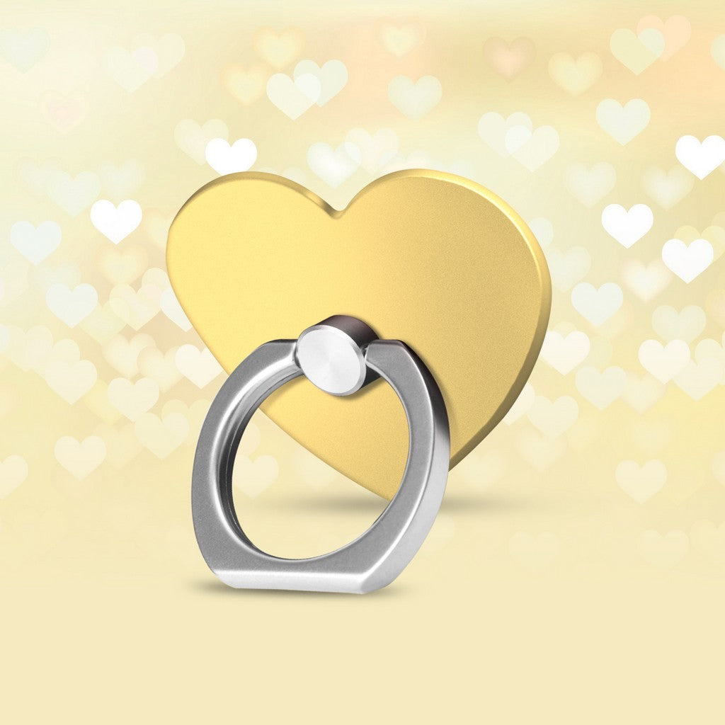 Ring Stand True Love Gold - VarietySell