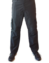 Grooming Pants - Convertible Cargo Pants-Black